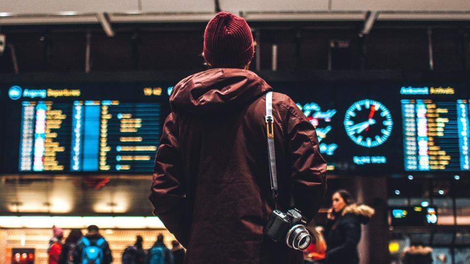 If adverse weather is predicted to strike on the day of your flight, see if you can avoid it by preemptively changing your plans, whether this means leaving a day early, shifting from a late-night to an early-morning departure, or rerouting your connection.