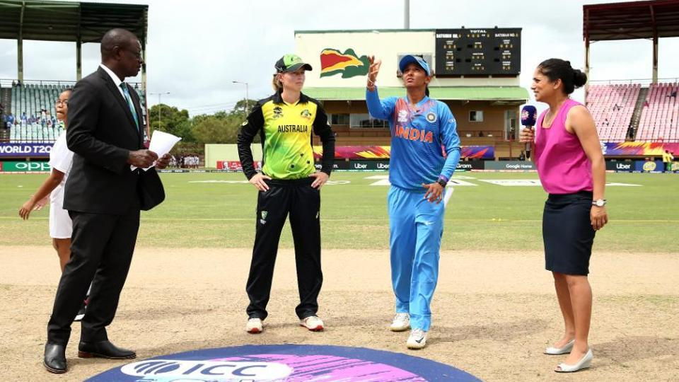 India won the toss and elected to bat.  (ICC)