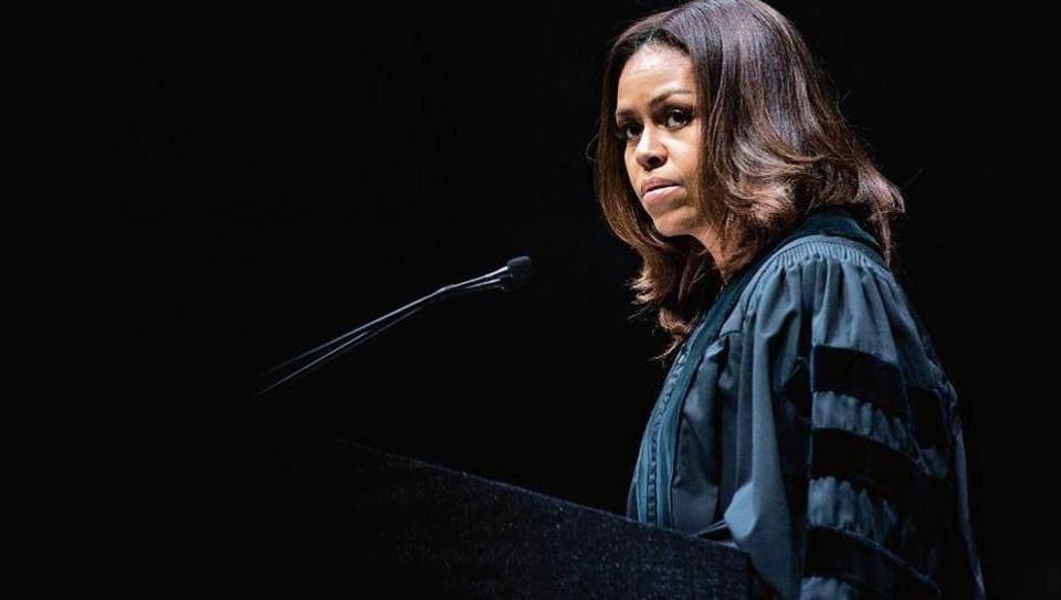 Michelle Obama penned her autobiography, titled Becoming, recently.