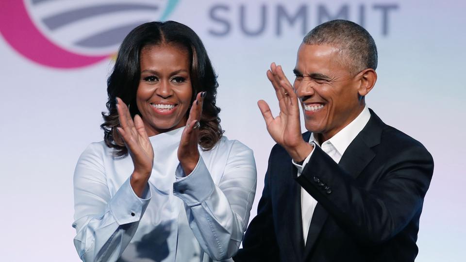 Barack Obama,Michelle Obama's book,Michelle Obama