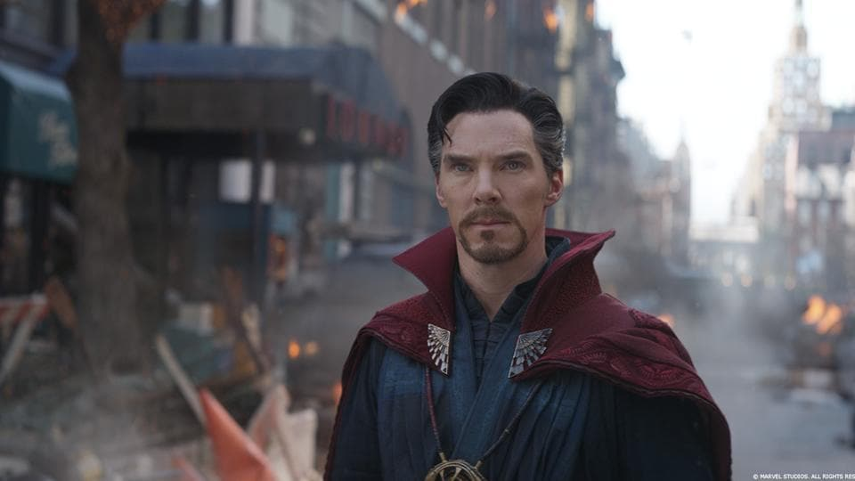 Benedict Cumberbatch's Doctor Strange may have made it out alive in Avengers: Infinity War.