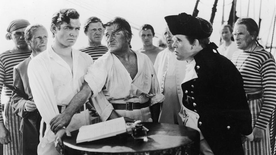 The Oscar Awarded To Mutiny On The Bounty In 1936 Up For Auction