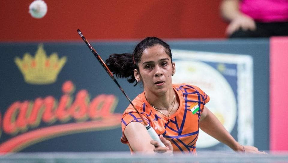File picture of Saina Nehwal