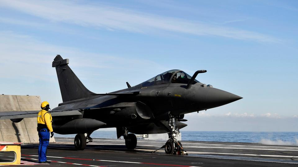 Arms deal,Rafale controversy