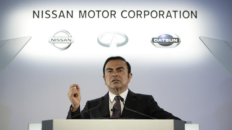 Nissan Motor Co Ltd's chairman Carlos Ghosn has been arrested in a corruption case, a report said