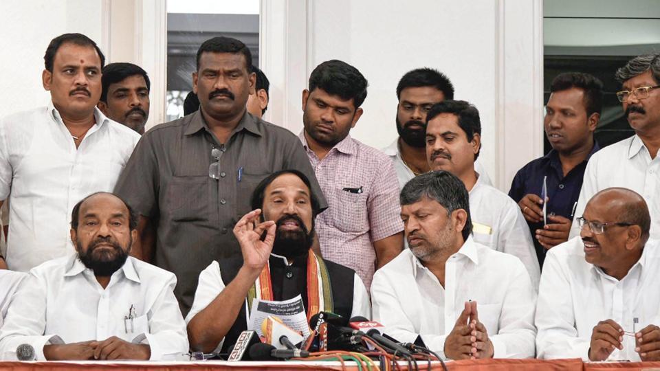Telangana assembly polls,Telangana polls,Grand alliance