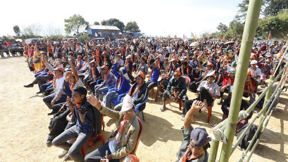 Mizoram assembly polls: Chakma community set to bet on BJP | mizoram elections