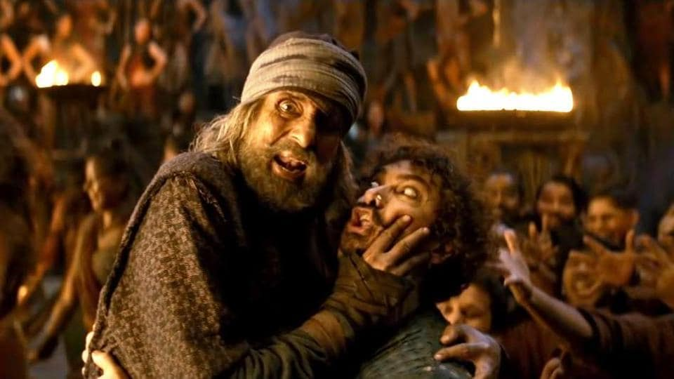 Amitabh Bachchan and Aamir Khan's Thugs of Hindostan is a box office flop.