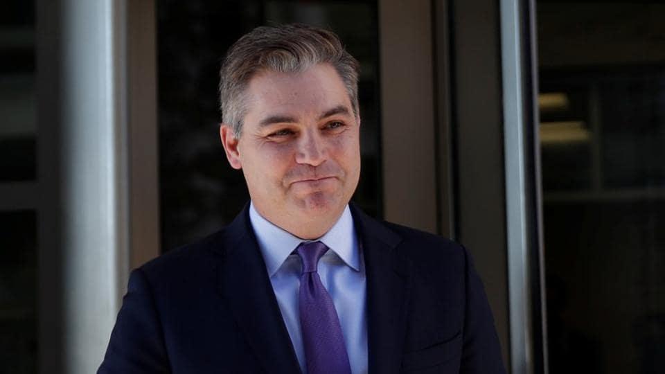 CNN reporter Jim Acosta's White House access restored