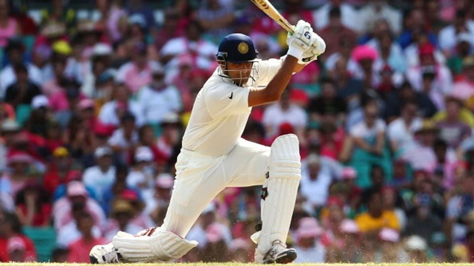 File picture of Rahul Dravid