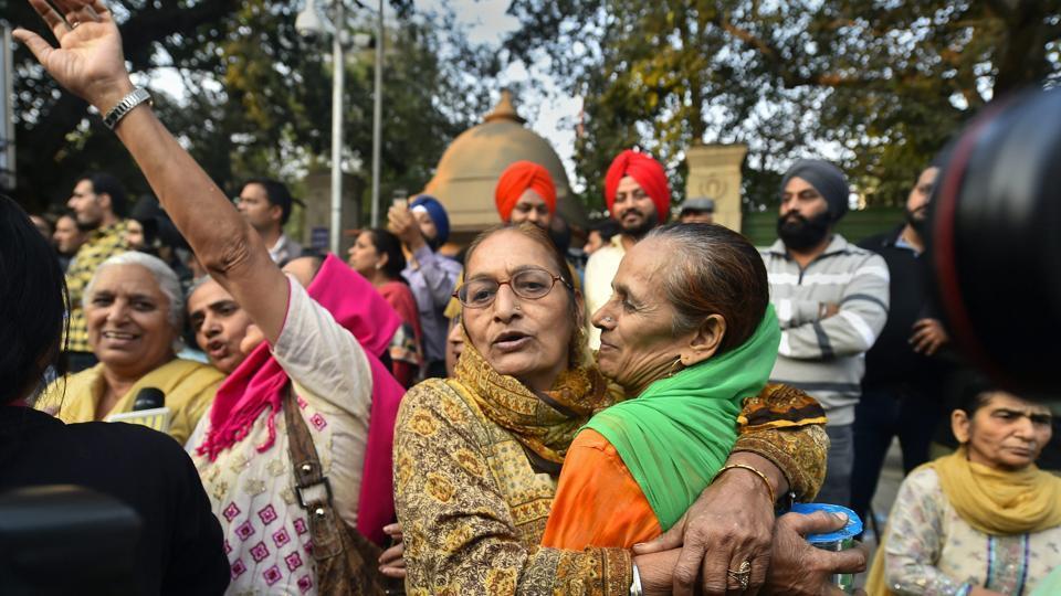 1984 anti-Sikh riots case,1984 riots case,anti-Sikh riots