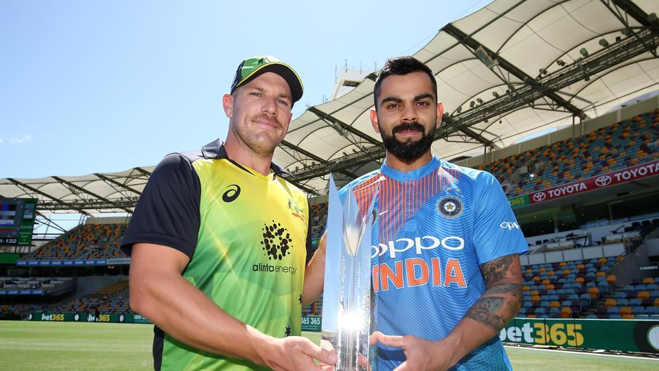India Vs Australia 1st T20 Live Streaming When And Where To