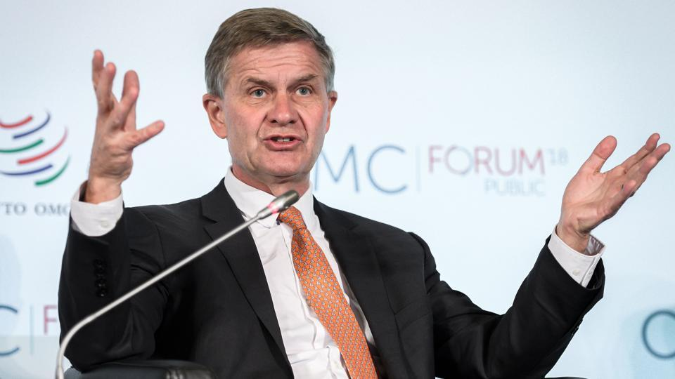 Erik Solheim,UN environment chief,travel expenses