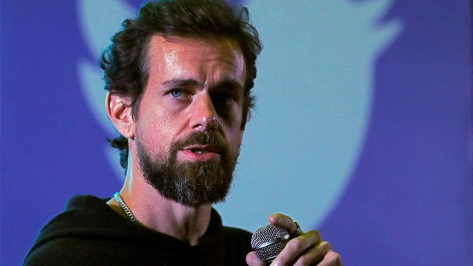 """Several Indians have accused Twitter CEO Jack Dorsey of """"hate mongering"""" against Brahmins."""
