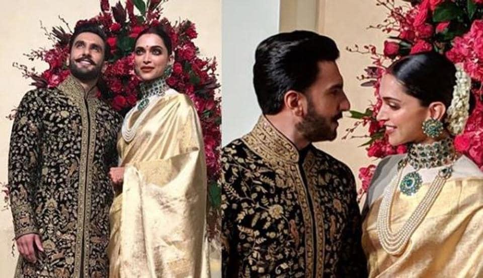 Deepika Padukone, Ranveer Singh Bengaluru wedding reception
