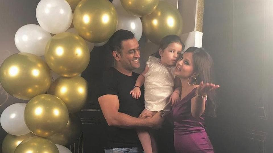 """""""Thanks to this man Mahi and I are together,"""" says Sakshi Dhoni. See who she's talking about... 