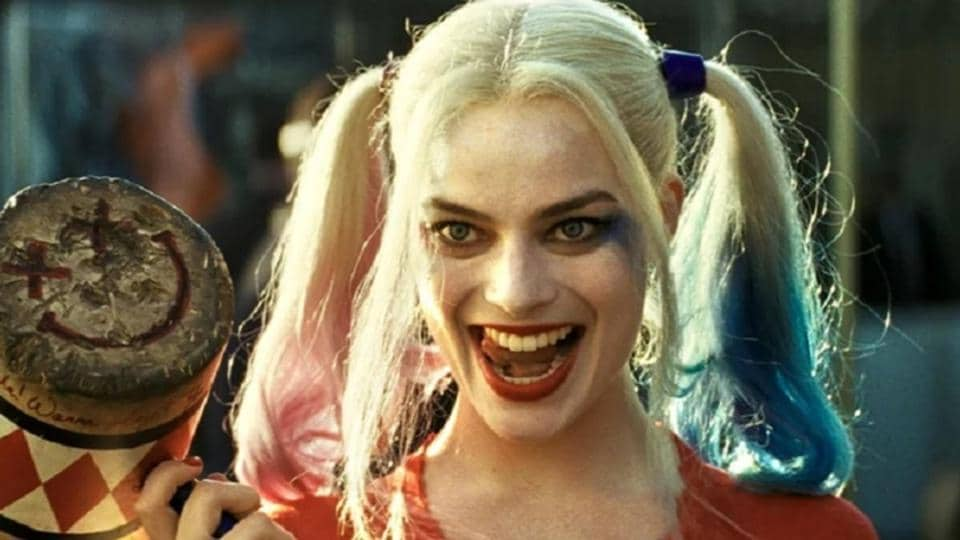 2f2853c17f15 Margot Robbie as Harley Quinn in a still from Suicide Squad.