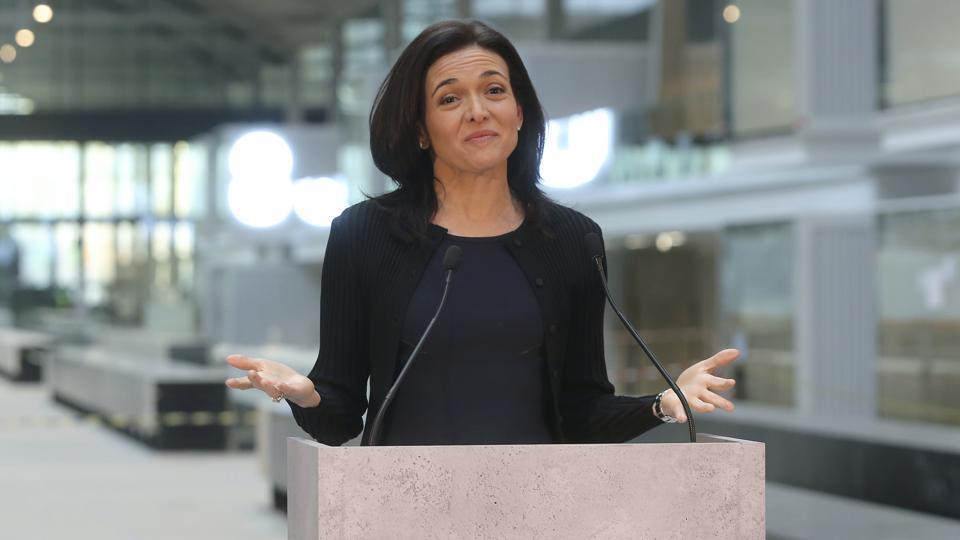 Zuckerberg says that Sheryl Sandberg who is the Chief Operating Officer of Facebook, is very important for the company.