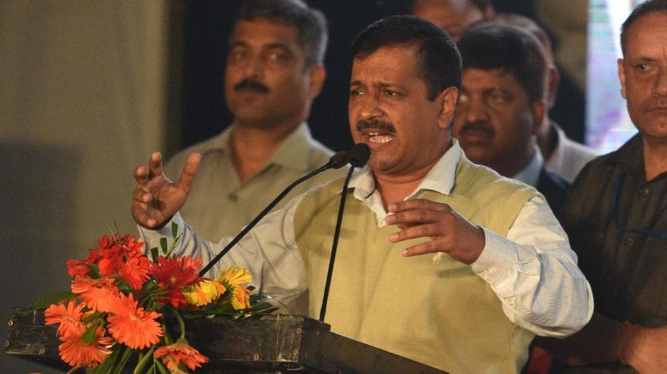 These attacks are not happening just like that, but someone is behind them, Delhi chief minister Arvind Kejriwal said.