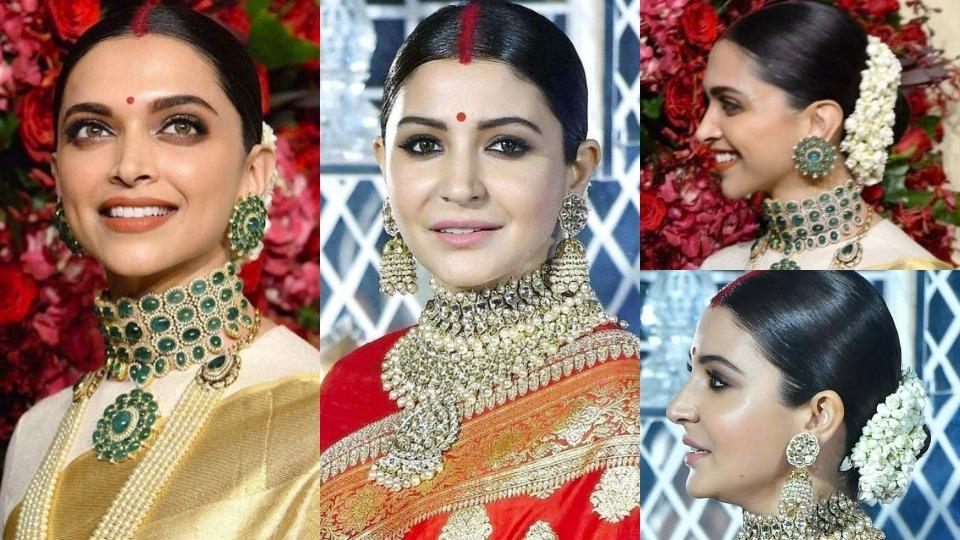 Deepika Padukone Looks A Lot Like Anushka Sharma Kangana Ranaut In