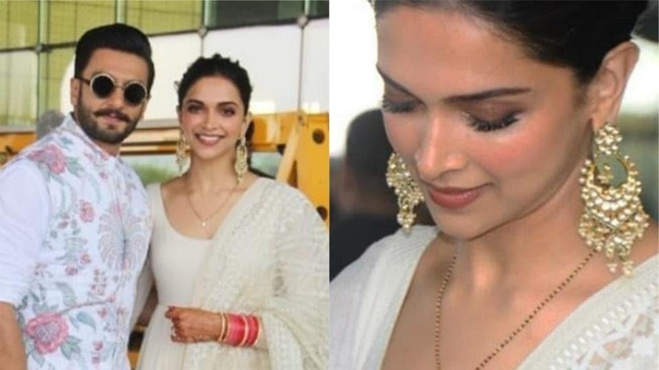 Deepika Padukone's mangalsutra is as elegant as her ...