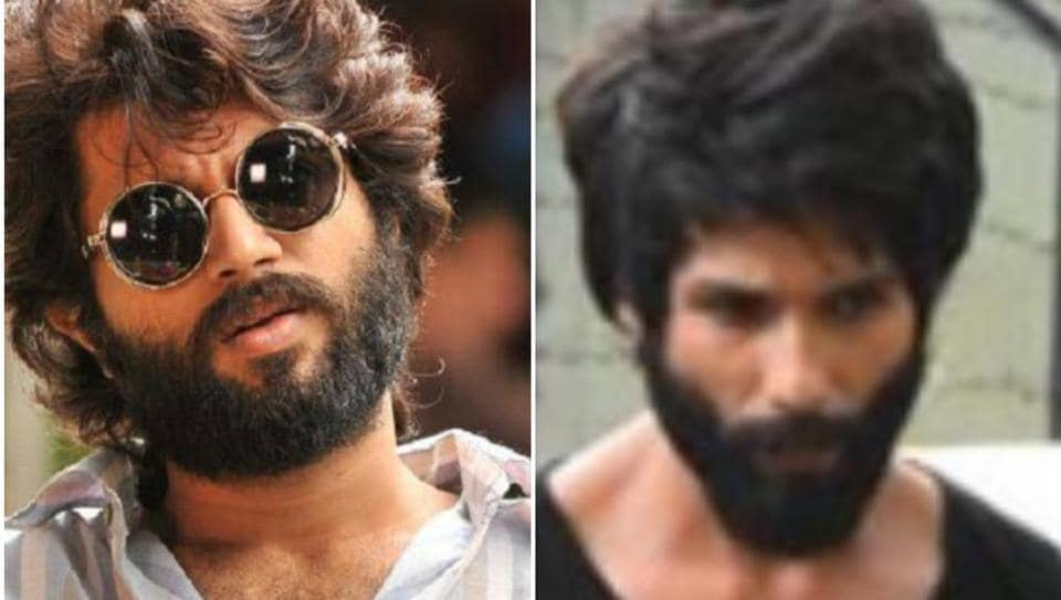 Shahid Kapoor Channels Vijay Deverakonda In Kabir Singh As He Starts