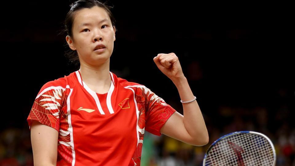 Li Xuerui,Li Xuerui badminton,Badminton