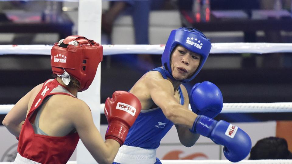 Amateur boxing championship seems magnificent