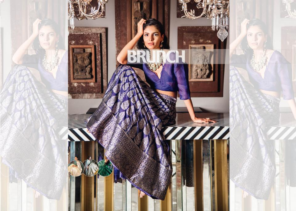 The Purple Wedding.Wedding Fashion Special 9 New Colours For The Modern Indian Bride