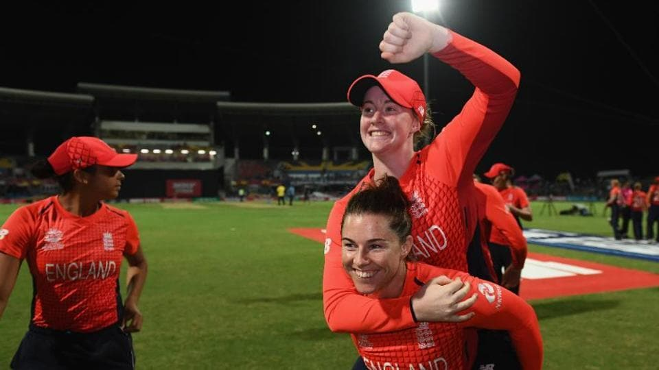 England are through to the final of ICC Women's World T20.  (ICC)