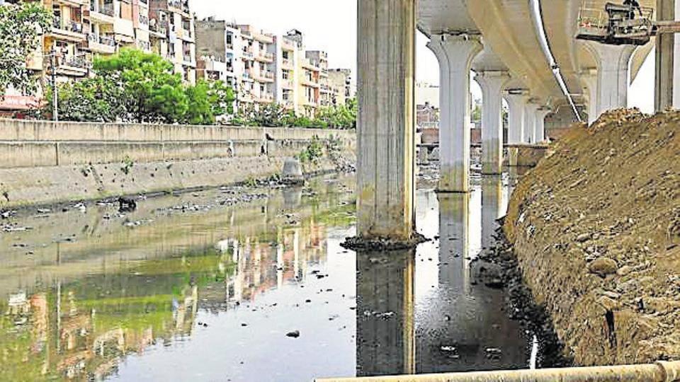 delhi,delhi news,kushak drain
