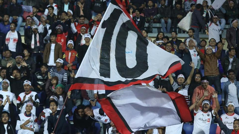 NorthEast United FC defeated Kerala Blasters in the Indian Super League (ISL) 2018.