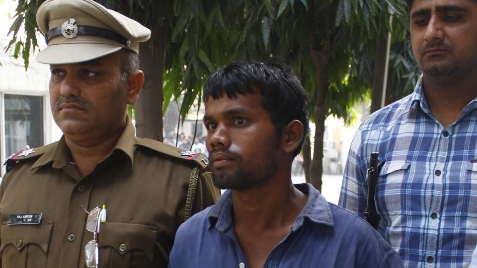 According to the Gurugram Police SIT, the accused Sunil Kumar has confessed to having raped and killed six minor girls in Gurugram since 2013.