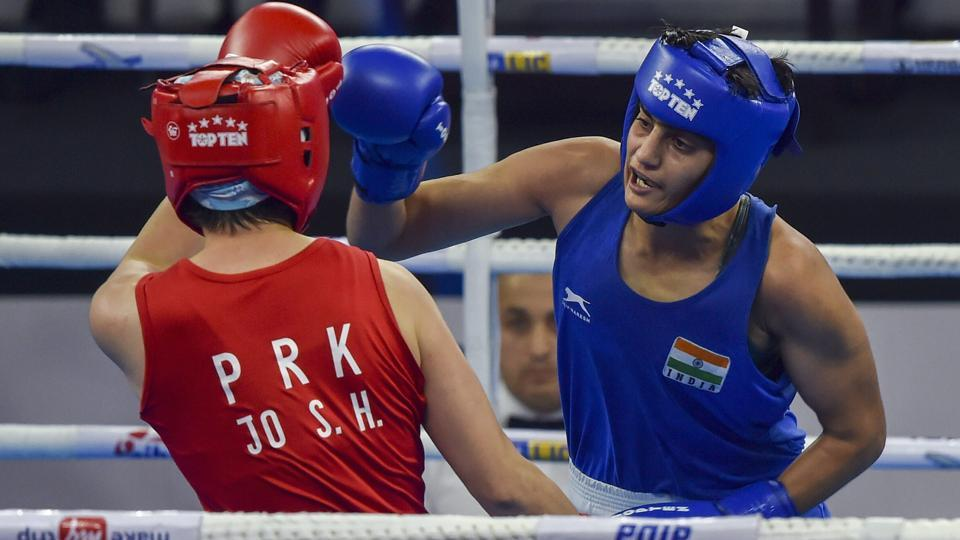 Women's World Boxing Championships,Sonia Chahal,Mary Kom