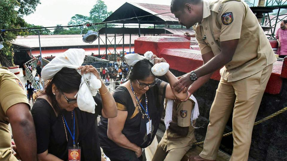 The Kerala government on Friday told the high court that two days can be kept exclusively for women devotees to pray at Sabarimala, so as to implement the Supreme Court order allowing women of all ages into the hilltop shrine.