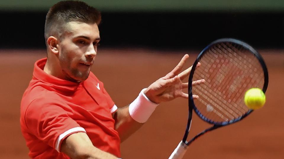 Borna Coric,Croatia,Davis Cup final