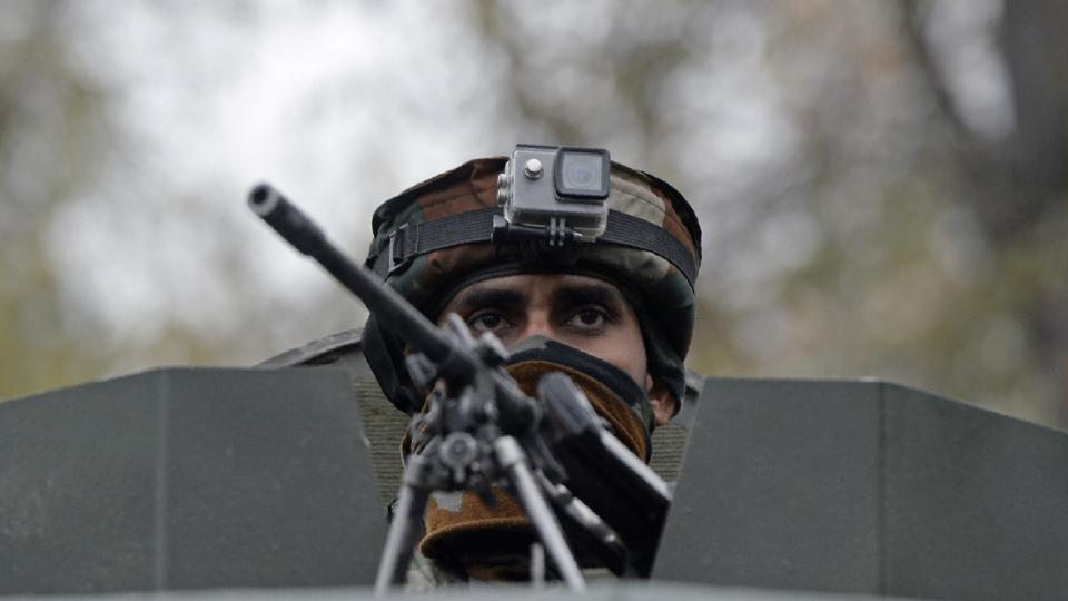 A militant accused of killing journalist Shujaat Bukhari was among the six operatives linked to Lashkar-e-Taiba and Hizbul Mujahideen who were killed on Friday in a gun battle with security forces in Jammu and Kashmir's Anantnag district, officials said. (Tauseef Mustafa / AFP File)