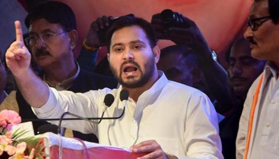 The RJD leader Tejashwi Yadav has been asked to swap his accommodation with his successor Sushil Kumar Modi