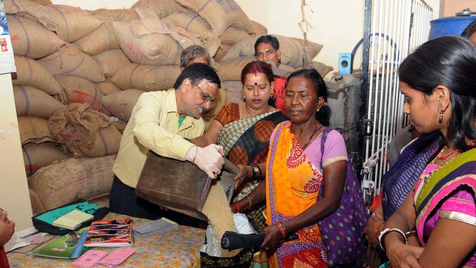 Ranchi,subsidised ration,Ranchi administration