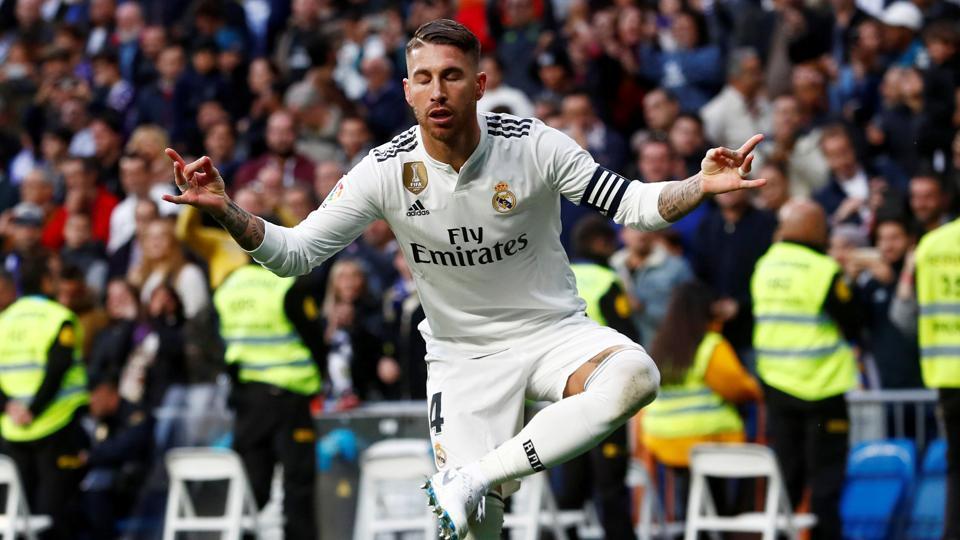 f1d8a89dd Real Madrid deny Sergio Ramos doping breach allegations