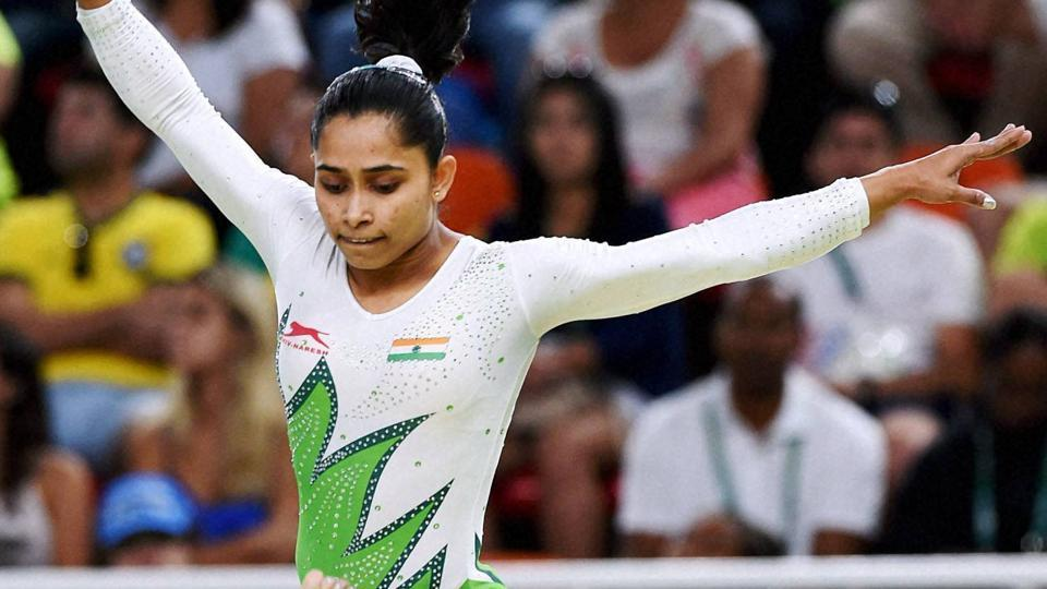 Dipa Karmakar has aggravated her knee injury and will miss the next World Cups (Image Credits- Hindustan Times)