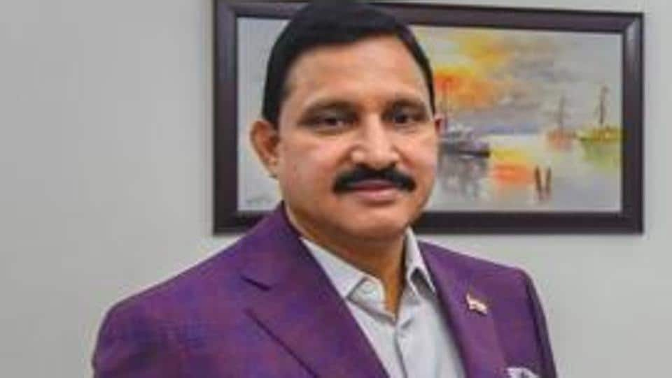 TDP MP YS Chowdary was a minister of state in Narendra Modi cabinet holding science and technology portfolio till March.