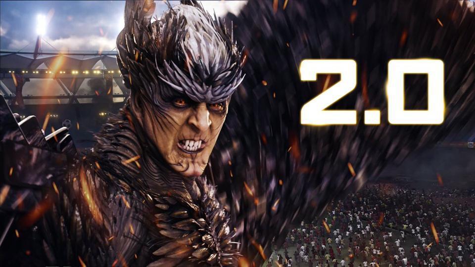 Rajinikanth 2.0,Akshay Kumar 2.0,2.0