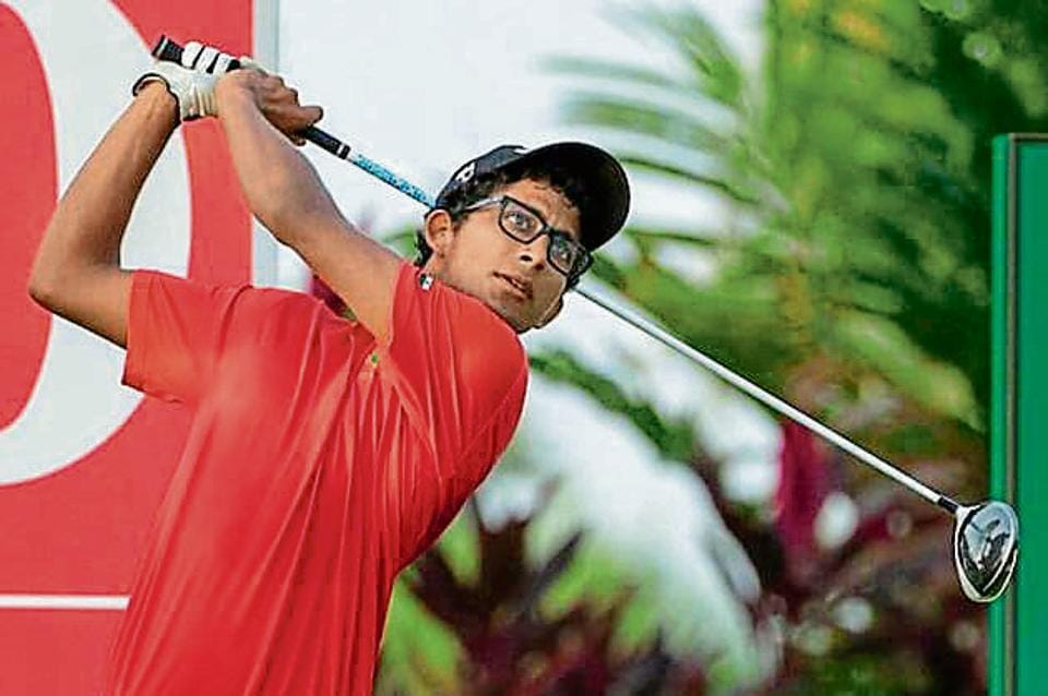 Pune,amateur golf championship,Karthik Sharma