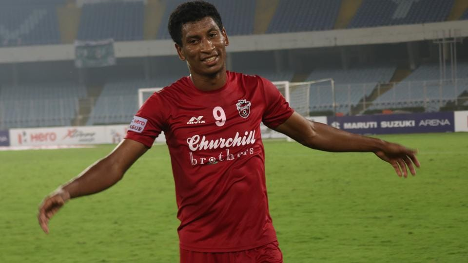 Wills Plaza guided Churchill Brothers to victory over Mohun Bagan.