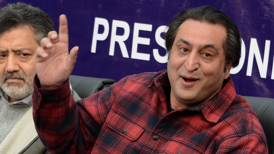 After his journey from the separatist camp to mainstream politics, the chairman of the Jammu & Kahmir People's Conference, Sajad Lone, is emerging as a third force in the Valley's political landscape.