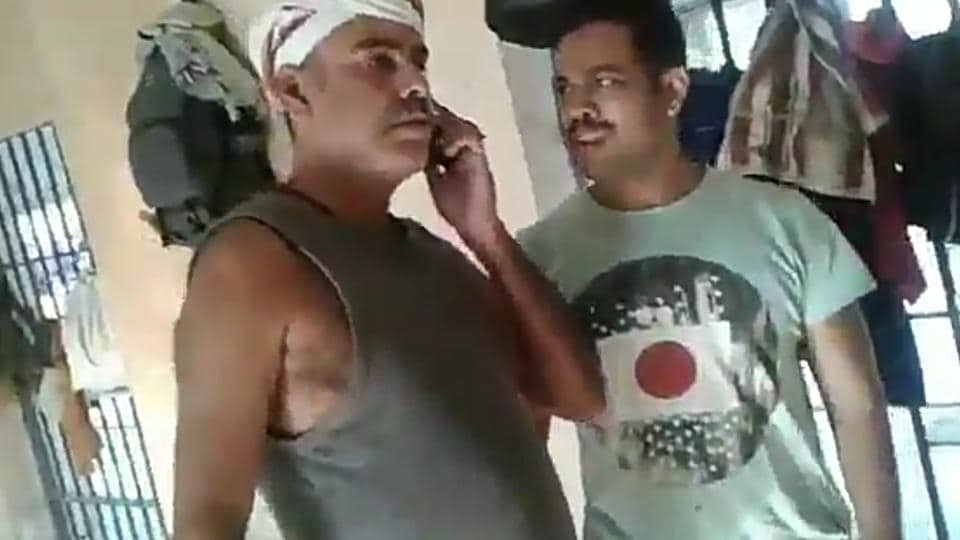 In the video, Anshu Dixit is heard asking the person over the phone to provide Rs 10,000 to the jailer at his residence and Rs 5,000 to deputy jailer.