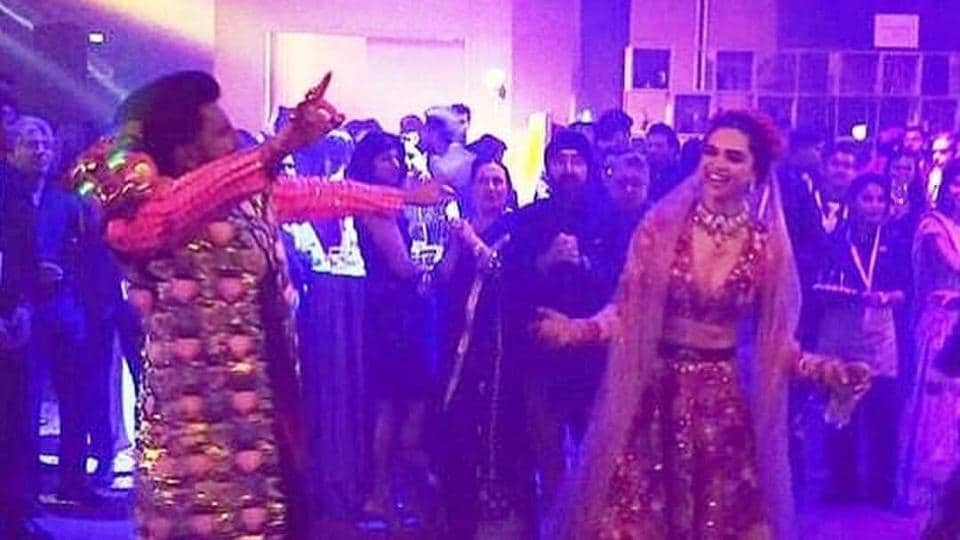 The final reception will be for the industry colleagues of Deepika and Ranveer. Several Bollywood stars are expected to party with the newlyweds.