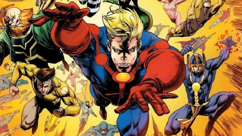 Avengers 4 may feature a post-credit scene which introduces The Eternals.