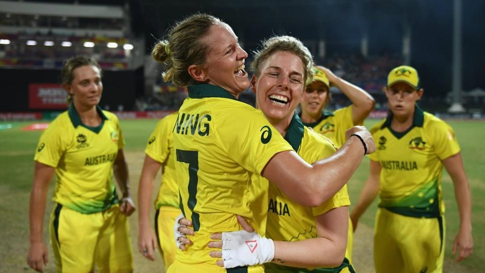 Australia are the T20 champions after beating England in the final.